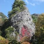 法螺貝〈ほらがい〉岩